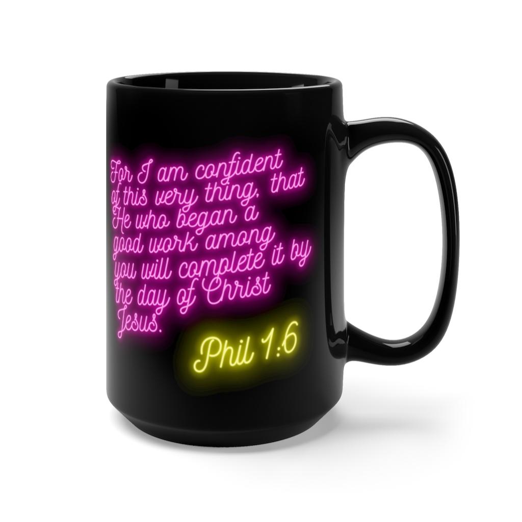 Փիլիպպեցիներ 1: 6 Սուրճի բաժակ